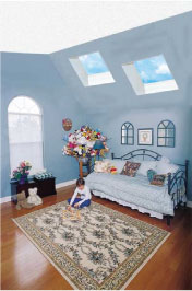3 Bedroom Skylights