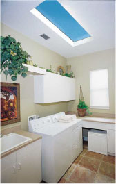 4 Laudryroom Skylights