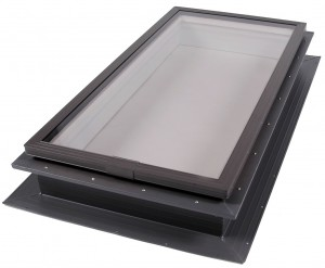 Impact Self Flashing Glass Skylight