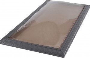 Miami Dade Curb Mount Aluminum Skylight