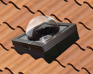 Sun-Tek Tube Curb Mount Skylight